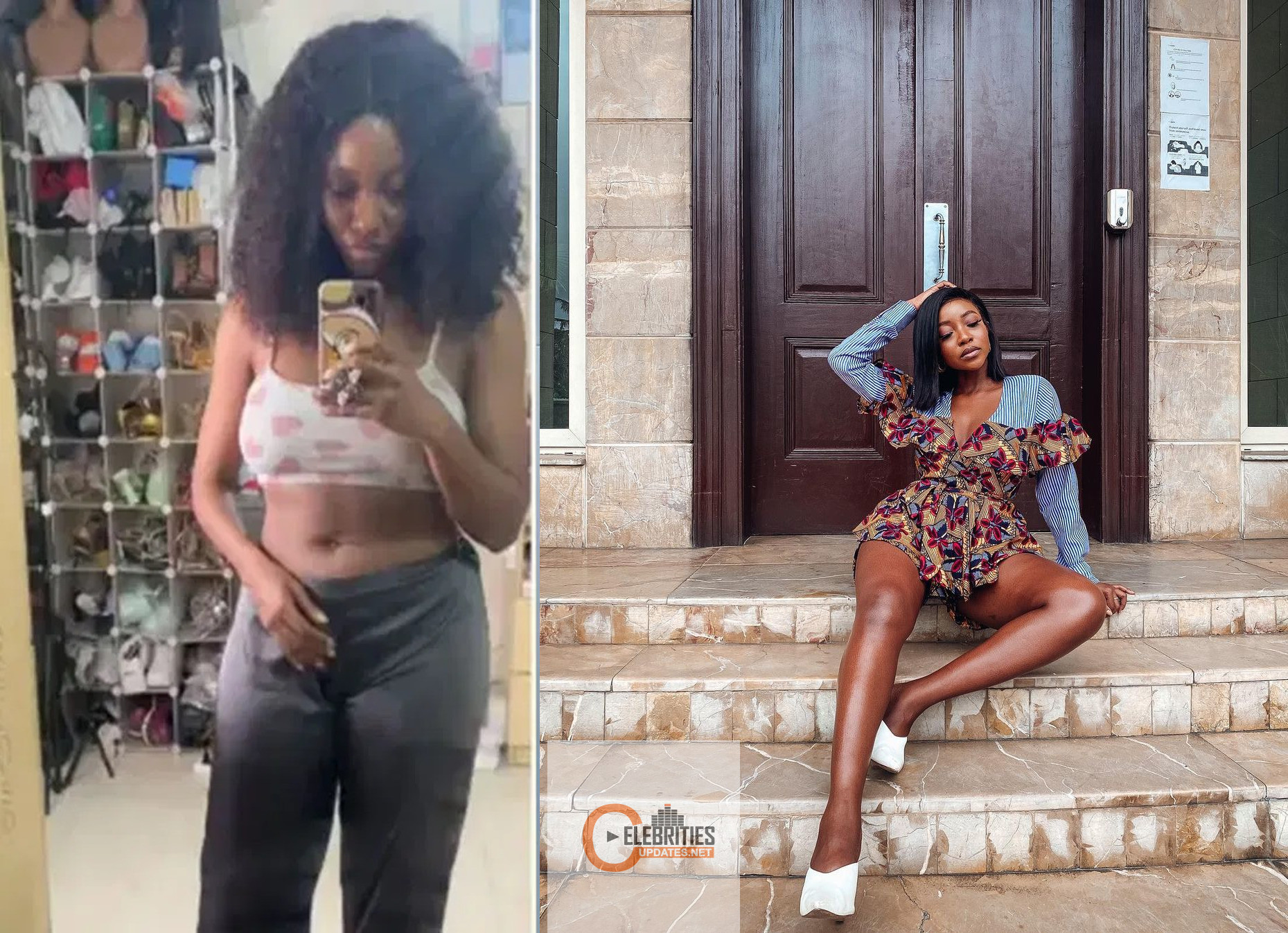 Actress Inidima Okojie Shares Journey With Fibroids