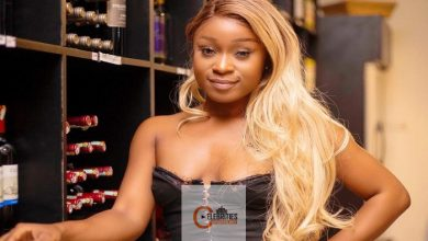 Photo of Efia Odo Starts Valentine's Day With A Lovely Photo
