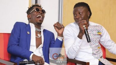 Photo of Stonebwoy sent Shatta Wale to buy Waakye