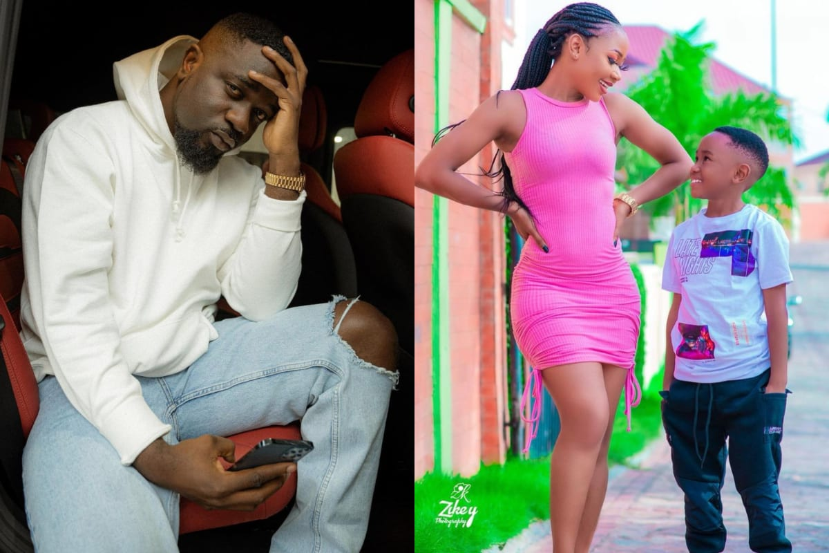 Ghanaians react as court jails Akuapem Poloo for 3 months over nude photo